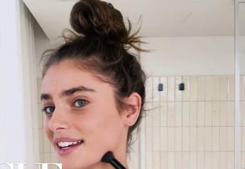 H Taylor Hill κάνει το πιο φυσικό φθινοπωρινό μακιγιάζ μέσα σε 10 λεπτά  - Κεντρική Εικόνα
