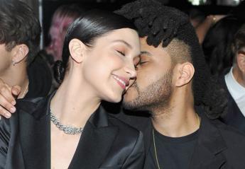 O The Weeknd είπε χρόνια πολλά στην Bella Hadid με 10 πόζες και ένα βίντεο - Κεντρική Εικόνα