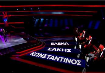The Voice: Αυτοί οι 10 διαγωνιζόμενοι μάγεψαν χθες τους coaches [βίντεο] - Κεντρική Εικόνα