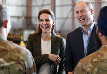 To αστείο που είπε στην Κύπρο ο William για τα ρούχα της Kate Middleton  - Κεντρική Εικόνα