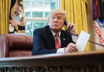 Έναν απίστευτα κιτς πίνακα κρέμασε στο Λευκό Οίκο ο Trump [εικόνες] - Κεντρική Εικόνα