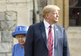 O Trump χθες εκνεύρισε τη βασίλισσα Ελισάβετ όχι 1 αλλά 3 φορές [βίντεο] - Κεντρική Εικόνα