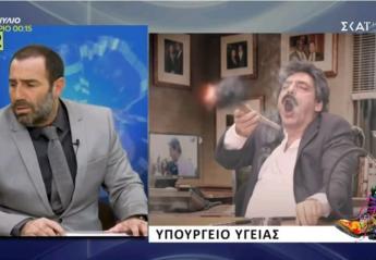 Οι Ράδιο Αρβύλα... τρόλαραν τον υπουργό υγείας Παύλο Πολάκη [βίντεο] - Κεντρική Εικόνα