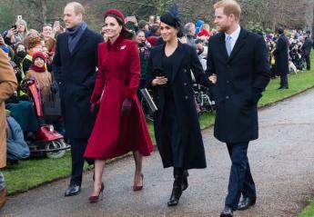 """Τελικά από τι ξεκίνησε η """"βασιλική κόντρα"""" των δύο διάσημων ζευγαριών; - Κεντρική Εικόνα"""