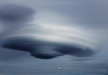 Μοιάζει με UFO και εμφανίστηκε στον ουρανό στην Ελλάδα [εικόνες] - Κεντρική Εικόνα