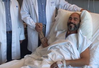Ο Βαλάντης έστειλε ένα μήνυμα μετά το χειρουργείο που έκανε [βίντεο] - Κεντρική Εικόνα