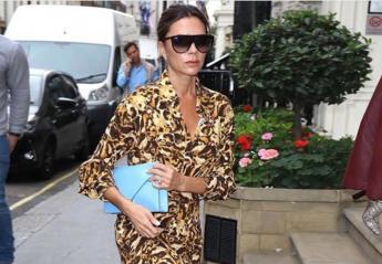 H Victoria Beckham φόρεσε το πιο hot fashion trend της νέας σεζόν [εικόνες] - Κεντρική Εικόνα