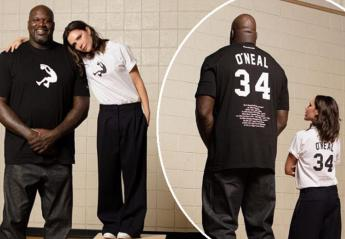 H Victoria Beckham παίζει μπάσκετ με τον θρυλικό Shaquille O'Neal [βίντεο] - Κεντρική Εικόνα
