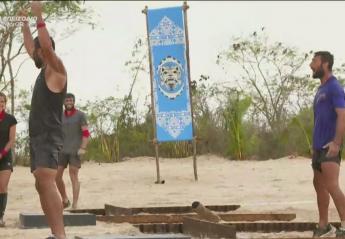Survivor: Η προκλητική συμπεριφορά του Χικμέτ εξόργισε τον Τόνι [βίντεο] - Κεντρική Εικόνα