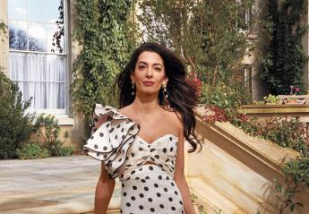 Η Amal Clooney έκανε ένα νέο εντυπωσιακό εξώφυλλο στη Vogue [εικόνες] - Κεντρική Εικόνα