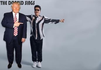 Ο Donald Trump τραγουδάει το νέο χιτ του Bruno Mars [βίντεο] - Κεντρική Εικόνα