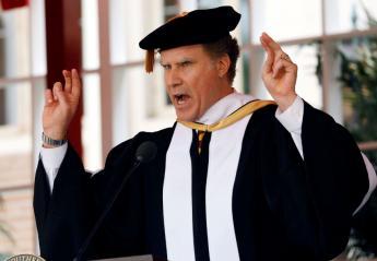 Ο Will Ferrell έκανε την πιο απολαυστική ομιλία σε πανεπιστήμιο [βίντεο] - Κεντρική Εικόνα