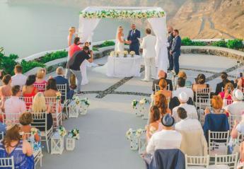 Έρευνα δείχνει πως καλό είναι να μην ξοδεύεις μια περιουσία για το γάμο σου - Κεντρική Εικόνα