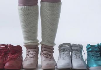 100 χρόνια μόδας στα γυναικεία sneakers [βίντεο] - Κεντρική Εικόνα
