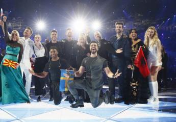 Eurovision: Όλα τα φαβορί προκρίθηκαν μετά και τον Β' Ημιτελικό - Κεντρική Εικόνα