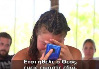 Survivor: Ξέσπασε σε κλάματα η Δήμητρα και συγκίνησε πολλούς [βίντεο] - Κεντρική Εικόνα