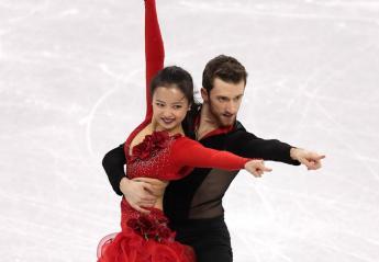 Αυτό το ζευγάρι χόρεψε το Despacito στους Χειμερινούς Ολυμπιακούς [βίντεο] - Κεντρική Εικόνα