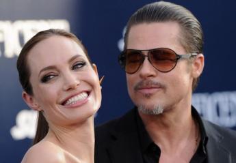 """""""Πάγωσε"""" το διαζύγιο Brad Pitt - Angelina Jolie; - Κεντρική Εικόνα"""