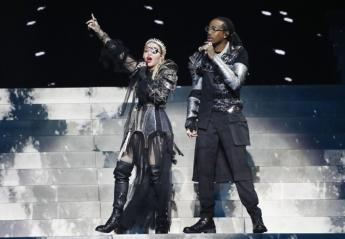 To μήνυμα της Madonna μετά το σάλο που προκάλεσε το live της στη Eurovision - Κεντρική Εικόνα
