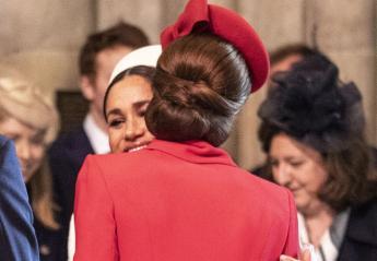Νέα κοινή δημόσια εμφάνιση της Meghan Markle και της Kate Middleton [εικόνες] - Κεντρική Εικόνα