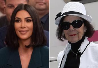 To beauty βίντεο της Kim Kardashian με την 84χρονη γιαγιά της κάνει πάταγο - Κεντρική Εικόνα