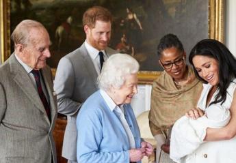 """Archie"" είναι το όνομα του μωρού των Meghan & Harry [εικόνα] - Κεντρική Εικόνα"