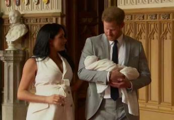 Ιδού το μωρό των Meghan & Harry [εικόνες & βίντεο] - Κεντρική Εικόνα