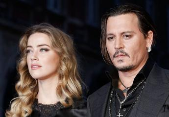 "O Johnny Depp κατηγορεί την πρώην του πως ""ζωγράφισε"" τις μελανιές της - Κεντρική Εικόνα"