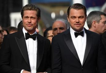 Pitt και DiCaprio εμφανίστηκαν μαζί στις Κάννες και οι γυναίκες τρελάθηκαν! - Κεντρική Εικόνα