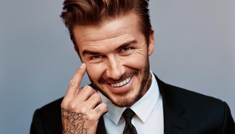 O David Beckham έγινε θείος και ποζάρει με την ανιψιά του [εικόνες] - Κεντρική Εικόνα