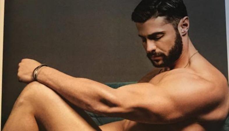 O Βασάλος και 100 διάσημα πρόσωπα ποζάρουν γυμνοί για το AIDS [εικόνες] - Κεντρική Εικόνα