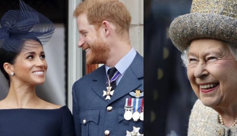 Meghan & Harry έλαβαν ένα ακόμη πανάκριβο δώρο από τη βασίλισσα [εικόνα] - Κεντρική Εικόνα