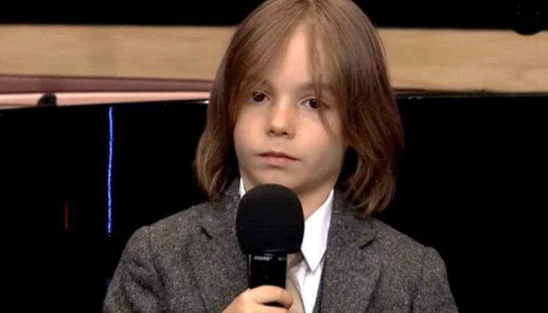 Αυτός ο μικρός γνώρισε χθες την αποθέωση στο Ελλάδα Έχεις Ταλέντο [βίντεο] - Κεντρική Εικόνα