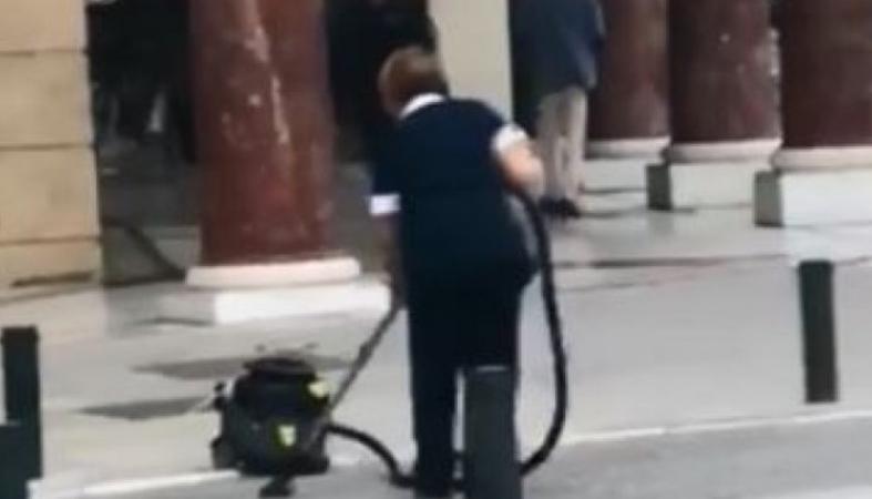 """""""Ελληνίδα μάνα"""": Tο βίντεο από τη Θεσσαλονίκη που έγινε viral  - Κεντρική Εικόνα"""