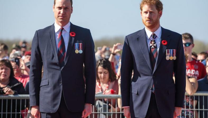 O πρίγκιπας William έχει απογοητευτεί πολύ με τον αδελφό του - Κεντρική Εικόνα
