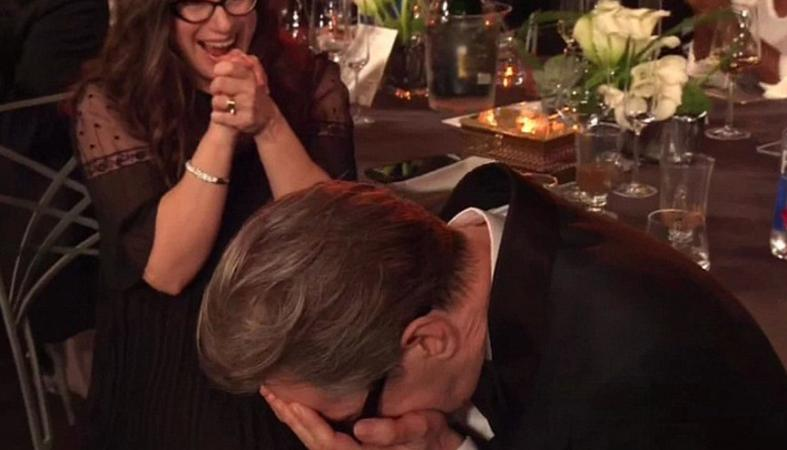 "O Gary Oldman ""λύγισε"" από συγκίνηση στα βραβεία SAG [βίντεο] - Κεντρική Εικόνα"