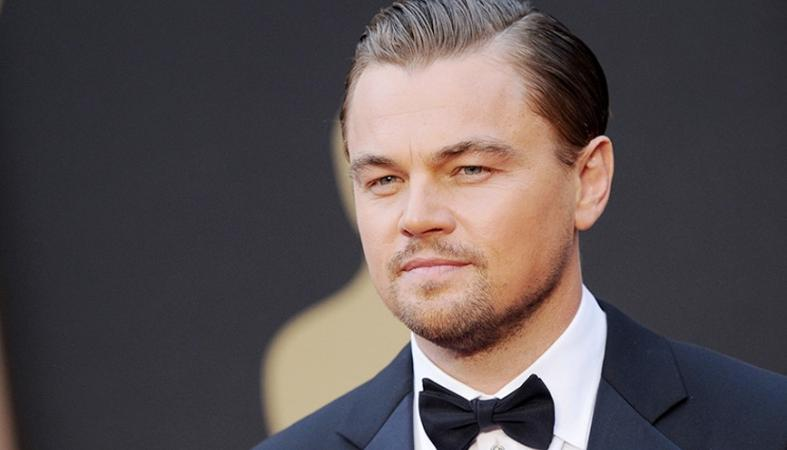O DiCaprio έφαγε μια μπαλιά στα μούτρα και έγινε αμέσως viral [εικόνες] - Κεντρική Εικόνα