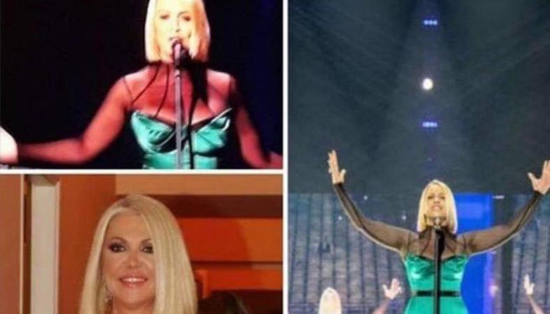 Δείτε πως σχολίασε η Κορομηλά την εμφάνιση αυτής της τραγουδίστριας - Κεντρική Εικόνα