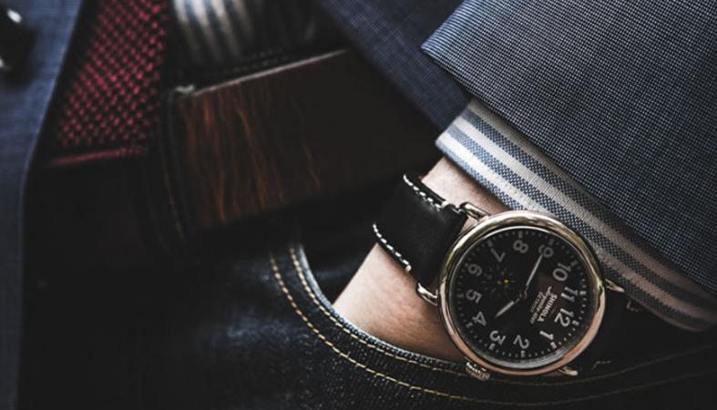 Ένα συχνό λάθος που οι άνδρες κάνουν με τα ρολόγια τους   - Κεντρική Εικόνα