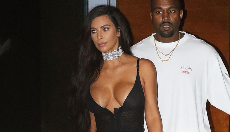 Kim & Kanye West έχουν επέτειο και γέμισαν το σπίτι... κουνουπίδια! [βίντεο] - Κεντρική Εικόνα