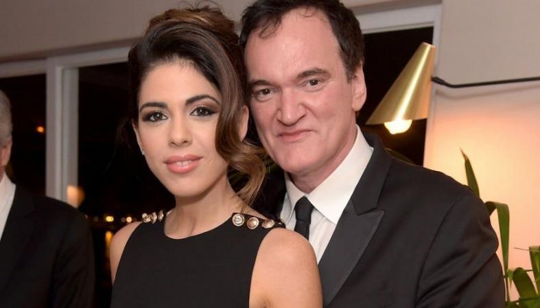 Μπαμπάς για πρώτη φορά έγινε ο σκηνοθέτης Quentin Tarantino - Κεντρική Εικόνα