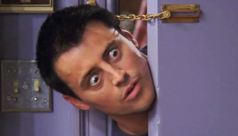 Ποιός διάσημος ηθοποιός ήταν να ενσαρκώσει το ρόλο του Joey;  - Κεντρική Εικόνα