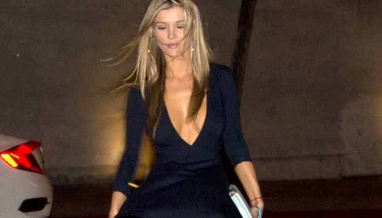 Ο αέρας προκάλεσε το σέξι ατύχημα της Joanna Krupa [εικόνες] - Κεντρική Εικόνα