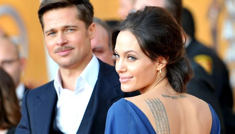 Jolie & Pitt συναντήθηκαν στα κρυφά - Τι συνέβη; - Κεντρική Εικόνα