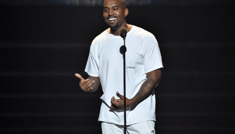 Δείτε το νέο παραλήρημα του Kanye West στη σκηνή των VMAs [βίντεο] - Κεντρική Εικόνα