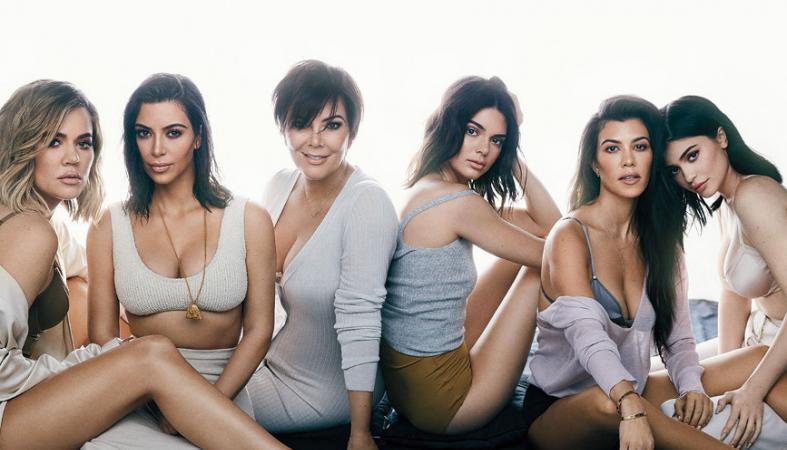 Το Hollywood Reporter κάνει αφιέρωμα στα 10 χρόνια Kardashians [εικόνες] - Κεντρική Εικόνα