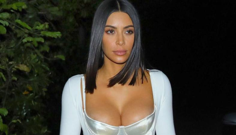 Δείτε τί φόρεσε πάλι η Kim Kardashian σε δείπνο σε σπίτι φίλου [εικόνες] - Κεντρική Εικόνα
