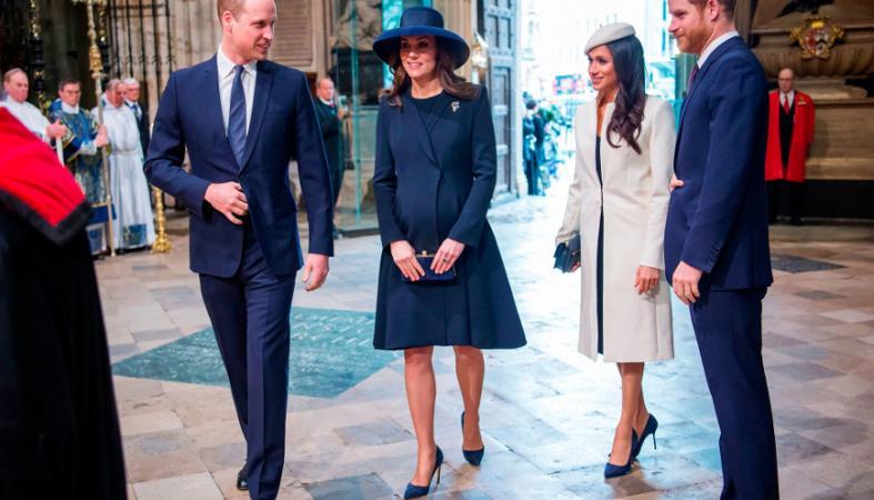 Να γιατί Harry & Meghan μετακομίζουν μακριά από τους William & Kate - Κεντρική Εικόνα
