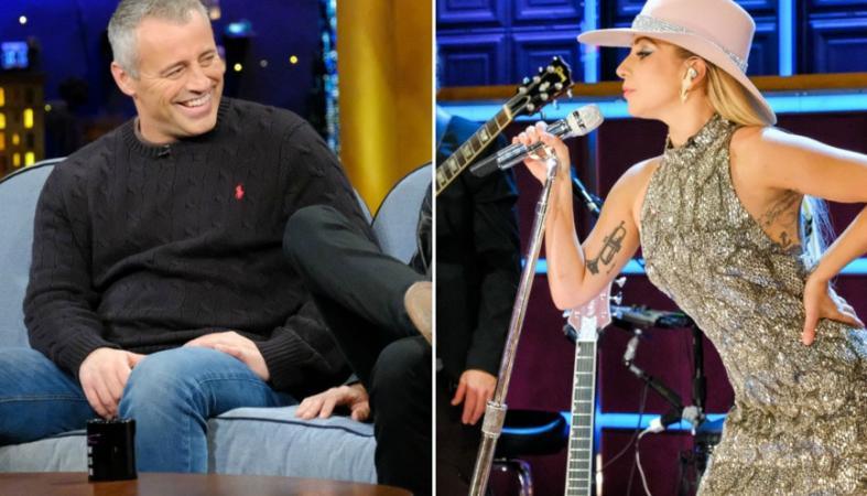 H Lady Gaga ρωτάει τον... Joey την αιώνια απορία: Monica ή Rachel [βίντεο] - Κεντρική Εικόνα