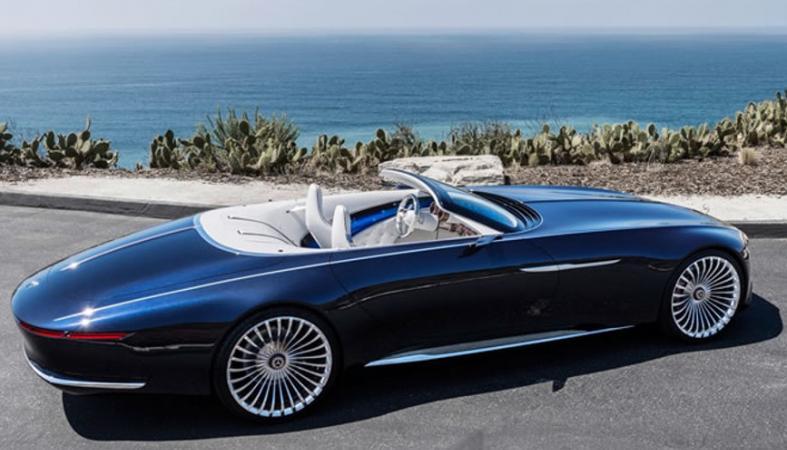 Η Mercedez - Benz έκλεψε τις εντυπώσεις με αυτό το ηλεκτρικό αυτοκίνητο [εικόνες] - Κεντρική Εικόνα
